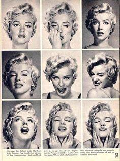 *Marilyn Monroe