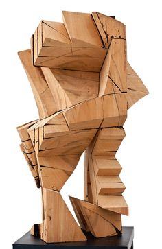 Mel Kendrick, Hill Gallery