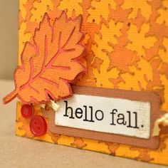 Silhouette America Blog | Fall Leaves