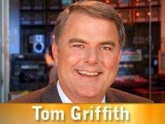 Tom Griffith, news anchor. Click on picture to view bio.