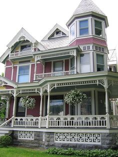 Painted Victorian