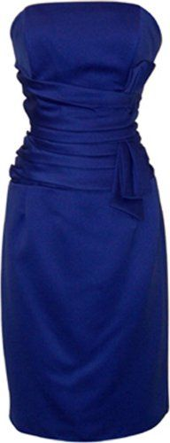 Strapless Satin Sheath Dress Formal Prom Bridesmaid Holiday Party Cocktail Gown, XS, royal PacificPlex,http://www.amazon.com/dp/B002A63QXK/ref=cm_sw_r_pi_dp_Ap4usb0JSPD3FARR