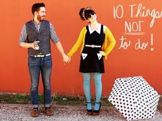 Photography: 10 Things Not To Do (on A Beautiful Mess) #photography #tips #tricks