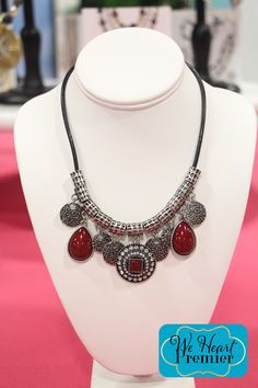Cayenne necklace #PDstyle