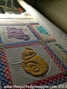 Words To Live ByHow Do I Come Up With Quilt Designs?Middle ChildMercerie SchnibblesGrandma's Bunnies