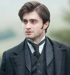 Daniel Radcliffe.A bit young but Im proud to say he is British, talented and has his young head on straight.