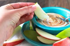 Cool Whip Caramel Apple Dip