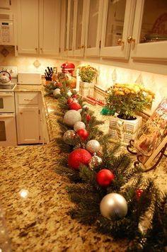 DIY Pottery Barn Inspired Christmas Garland