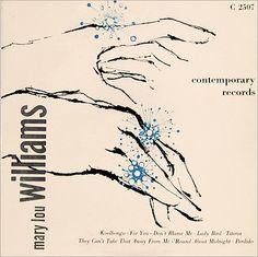 Contemporary Records - jazz album covers