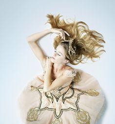 Heather Ogden in Sleeping Beauty.