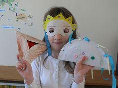 idea, jewish craft, purim craft, jewish holiday, preschool 2s, purim parti, paper plate crafts, hebrew school, paper plates