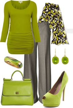 """""""~Day at the Office~"""" by mels777 on Polyvore"""