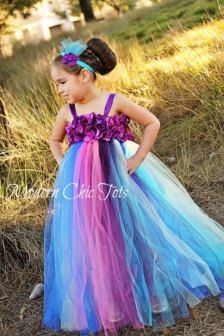 Flower Girl Tutus - Wedding Trends - Etsy