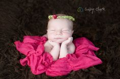 Newborn Mossy Flower Crown by PetuniaandIvy on Etsy, $18.00