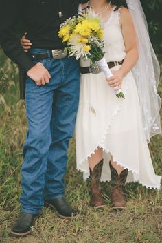 Country wedding at Our Simple Farm