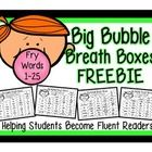Kids just love this activity. Little do they know that it is a reading intervention designed to improve high frequency word fluency. That's right t...