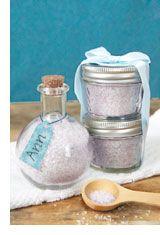 Homemade Bath Salts Recipe | Home Made Simple