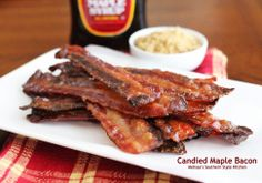Candied Maple Bacon