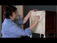 chalk paint, annie sloan paint techniques, painted furniture, painting furniture, anni sloan, dark wax, distress techniqu, annie sloan tutorials, annie sloan techniques