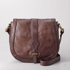 FOSSIL® Handbag Silhouettes Crossbody:Handbag Silhouettes Vintage Re-Issue Flap ZB5187