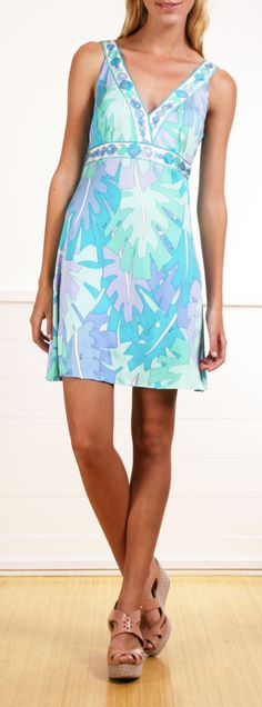 EMILIO PUCCI DRESS @Michelle Coleman-Hers