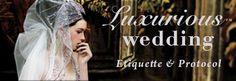 Wedding Etiquette & Protocol