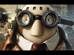 ▶ Mr Hublot (2013) : Best Animated Short Film (Oscar 2014) - YouTube
