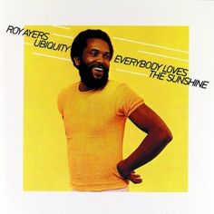 Everybody Loves The Sunshine Roy Ayers   Format: MP3 Music, http://www.amazon.com/dp/B000W00YAY/ref=cm_sw_r_pi_dp_Kg5nqb140YP7G Uh, yeah, album cover aside, my birthday twin is the awesome-est!