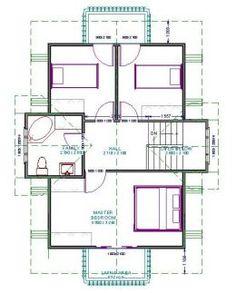 House Plan On Pinterest Floor Plans Tiny House Design