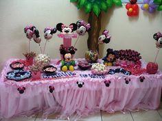 Aniversário da Minnie