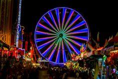Ferris Wheel #stancofair #Turlock