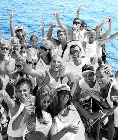 Ibiza, Party Boat
