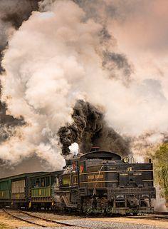 Western Maryland Railroad.