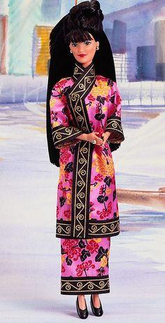 1994 Chinese Barbie by StanleytheBarbieman on Flickr