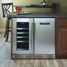 N'FINITY PRO Beverage Center at Wine Enthusiast - $1,299.00