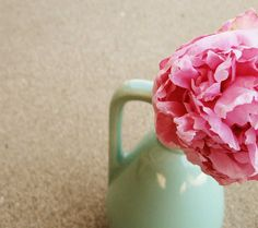this house is not my home     Pink Peony by Always, Ari, via Flickr