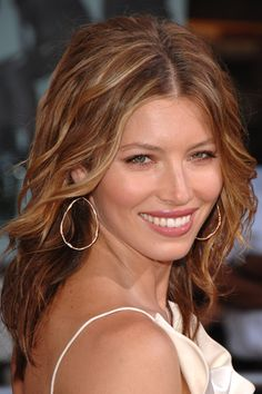 Jessica Beil... hair color options
