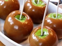 Crockpot- Caramel Apples!