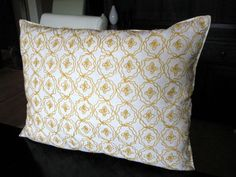 easy placemat pillow
