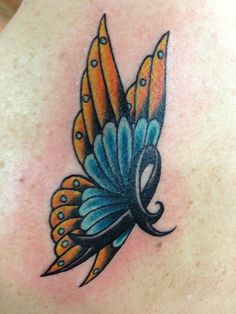 Melanoma Awareness Tattoo - My Victory over cancer.