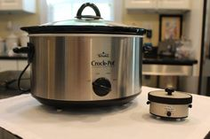 Karen mom of three's craft blog: Brandy's Amazing Doll Crock Pot!!!