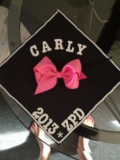 Decorated Graduation cap!