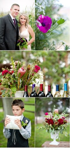 Walnut Grove at Tierra Rejada Ranch Wedding by Ahlin Photography | Style Me Pretty