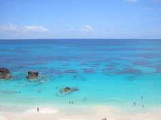 pink sand beaches ~ bermuda soon (: