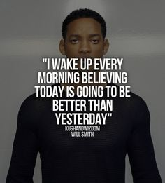 will smith quotes - would be great if we could all think this way