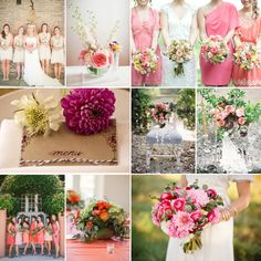 Summer Vintage Wedding Inspiration - Wedding Flower Trends for Summer and Fall 2014! http://blog.fiftyflowers.com/wedding-flower-trends-for-summer-and-fall-2014/
