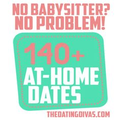 love love dating divas!  such an amazing site filled with unlimited ideas for different dates!!