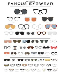 Every Famous Four-Eyes On One Rad Poster #refinery29
