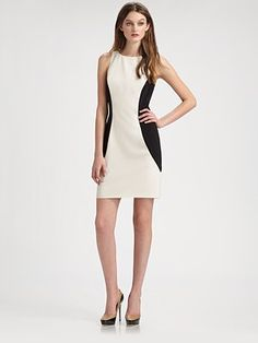 Fashion Star - Sleeveless Dress by Orly Shani - Saks.com