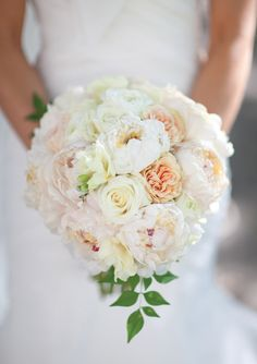 rose and peony bouquet by Roselady Designs, photography by Magnolia Pair